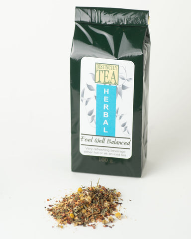 Feel Well Balanced - Herbal Tea