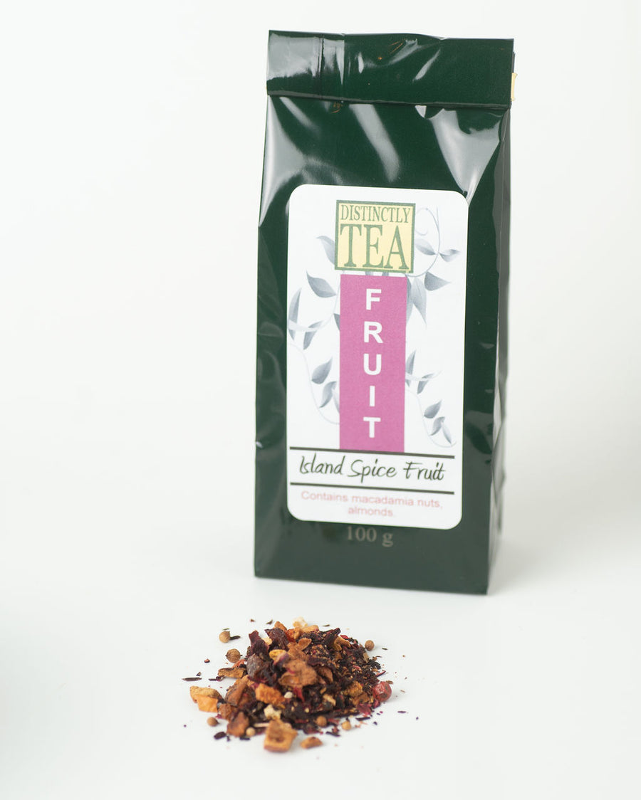 Island Spice Fruit - Fruit Tea
