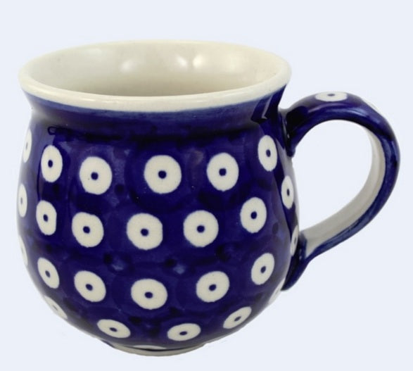Polish Pottery Ladies Mug
