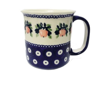 Polish Pottery Gentlemans Mug