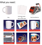 Mug Sublimation Heat Press