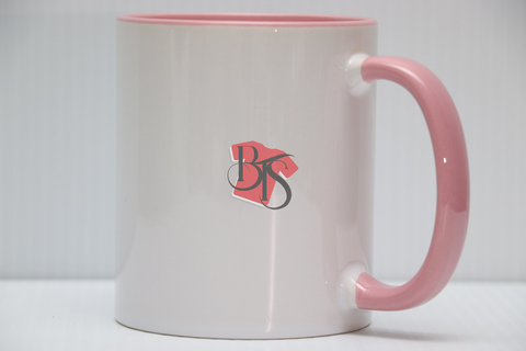 11 oz Colored Inner Mug