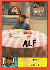Alf Can Get It