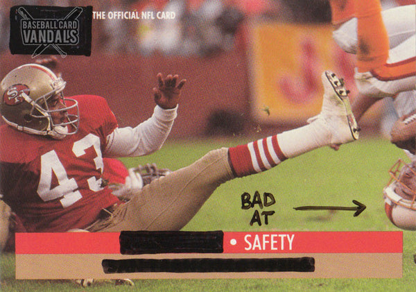 Bad at Safety
