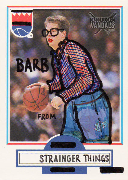 Barb From Strainger Things