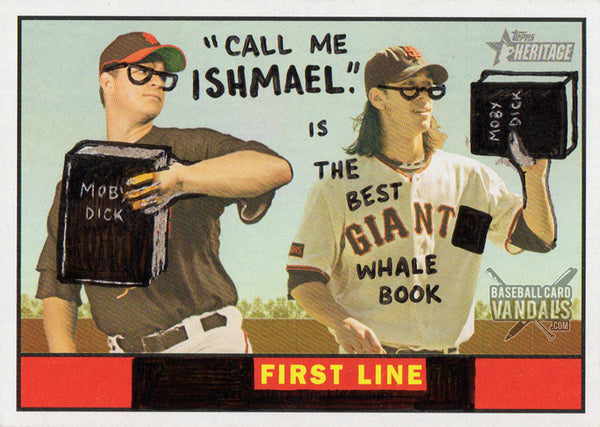 """Call Me Ishmael."" Is The Best Giant Whale Book First Line"