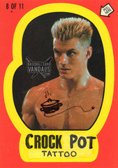 Crock Pot Tattoo