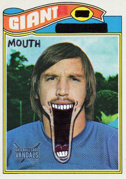 Giant Mouth