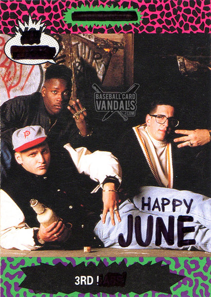 Happy June 3rd!