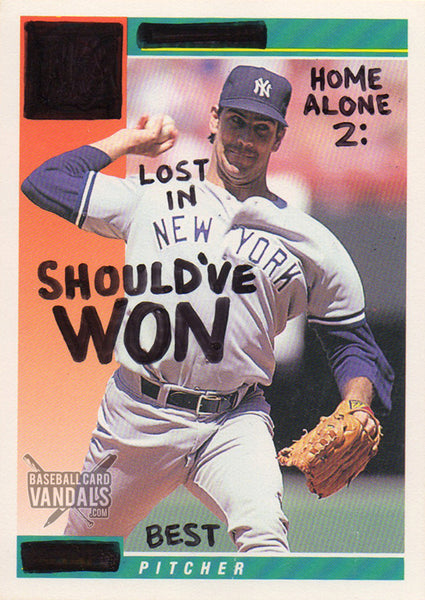 Home Alone 2: Lost In New York Should've Won Best Pitcher