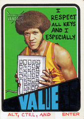 I Respect All Keys And I Especially Value Alt, Ctrl, And Enter