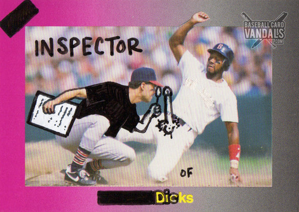 Inspector Of Dicks