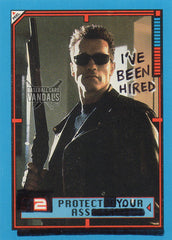 I've Been Hired 2 Protect Your Ass
