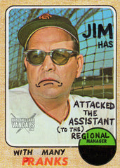 Jim Has Attacked The Assistant (To The) Regional Manager With Many Pranks