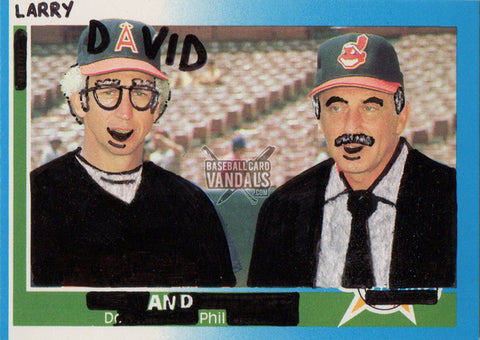 Larry David And Dr. Phil