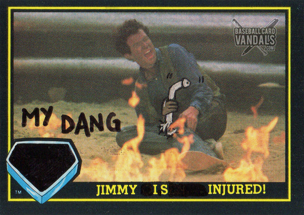 My Dang Jimmy Is Injured!