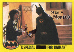 Open A Modelo Especial For Batman
