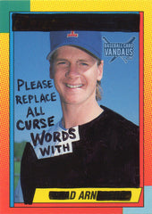 Please Replace All Curse Words With Darn