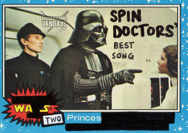 Spin Doctors' Best Song Was Two Princes