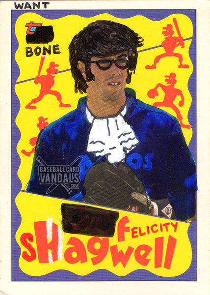 Want To Bone Felicity Shagwell