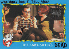 Watching Don't Tell Mom The Baby-Sitter's Dead