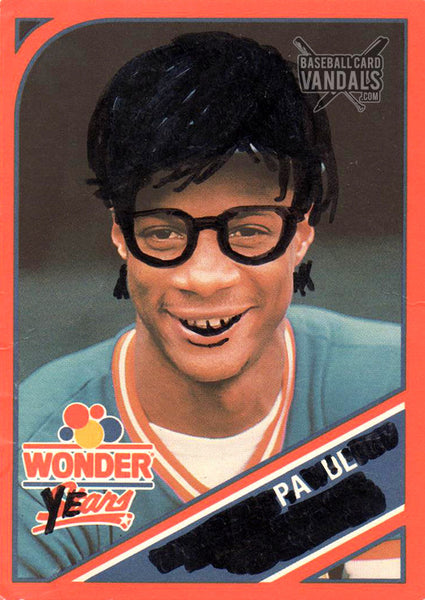 Paul, Wonder Years