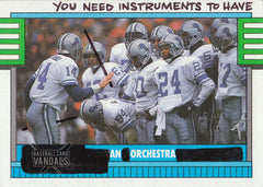 You Need Instruments to Have an Orchestra