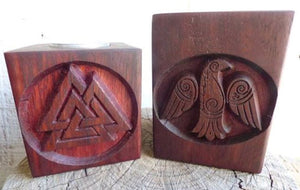 Norse Tealight Holders