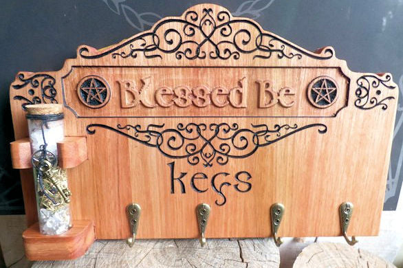 Blessed Be Key Organiser