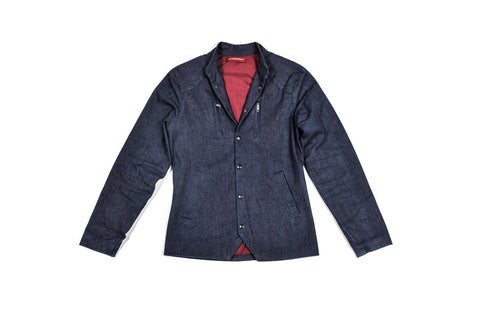 Tudor City Denim Blazer