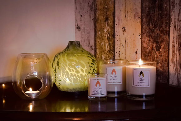 T & J Scents Luxury Candles