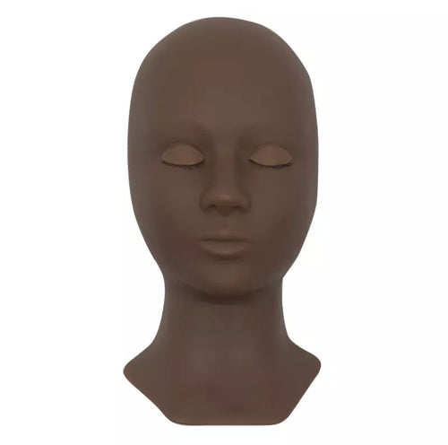 Lash That Doll Luxury Mannequin Head
