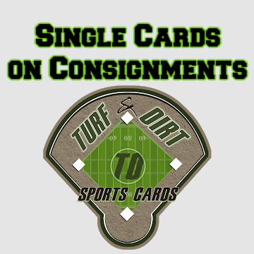 Single Cards on Consignment