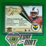 1999 Paramount Team Checklists #25 Torry Holt