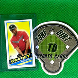 2020 Upper Deck Goodwin Champions Mini Goudey Insert #25 Tiger Woods