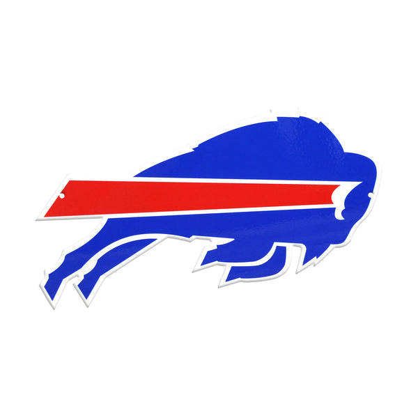 Buffalo Bills Laser Cut Steel Logo Spirit Size-Primary Logo