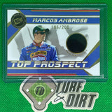2007 Press Pass Top Prospects Gloves #MAG Marcos Ambrose 186/200