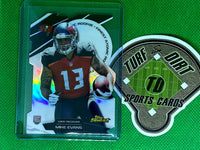 2014 Finest Atomic Refractor Rookies #FARME Mike Evans