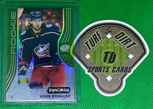 2019-20 Synergy Green #52 Kevin Stenlund 040/199