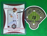 2018 Limited Ruby #19 Bryce Harper 09/25