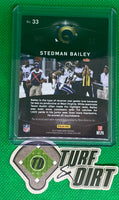 2013 Panini Black Onyx Rookie Materials Jumbo Prime #33 Stedman Bailey/5