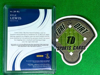 2020 Immaculate Collection Jackets Autographs #21 Kyle Lewis #9/25