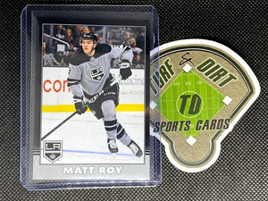 2020-21 O-Pee-Chee Retro Black #106 Matt Roy #78/100