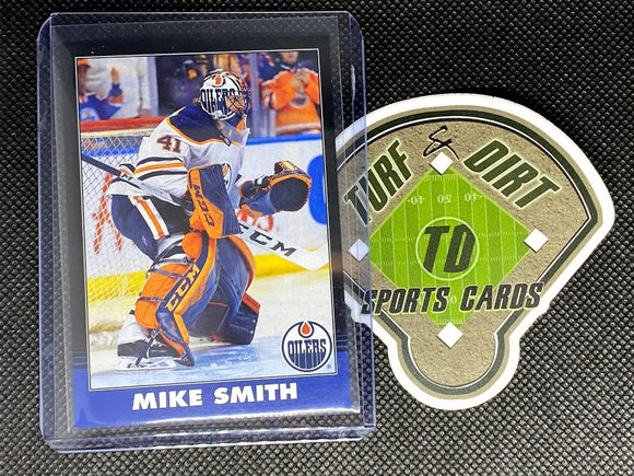 2020-21 O-Pee-Chee Retro Black #83 Mike Smith #24/100