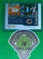 2019 Rookies and Stars Action Packed Platinum #13 Roquan Smith 1/1