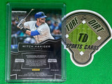 2017 Panini Spectra Triple Threat Materials #9 Mitch Haniger 39/149