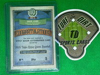 2020 Topps Gypsy Queen Autographs #GQASL Shed Long