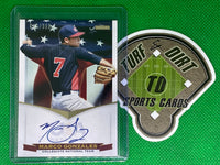 2012 USA Baseball Collegiate National Team Signatures #10 Marco Gonzales 40/399
