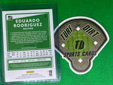 2020 Donruss Number 1 #61 Eduardo Rodriguez 1 of 1