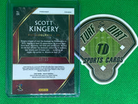 2020 Select Cracked Ice #191 Scott Kingery PRM 16/25